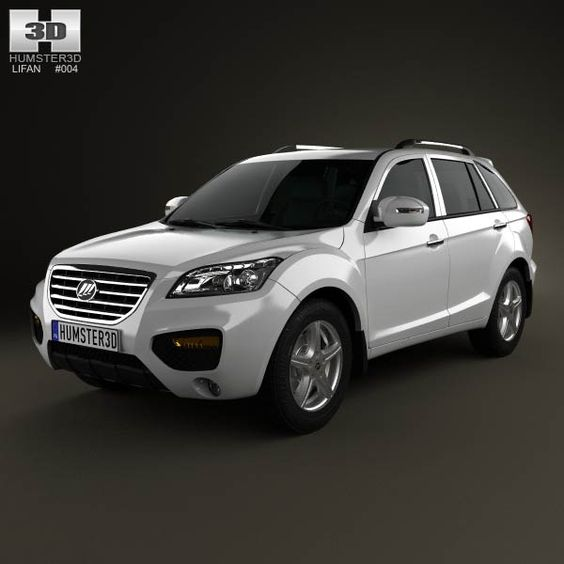 Lifan X60 I Restyling 2 2016 - now SUV 5 door #3