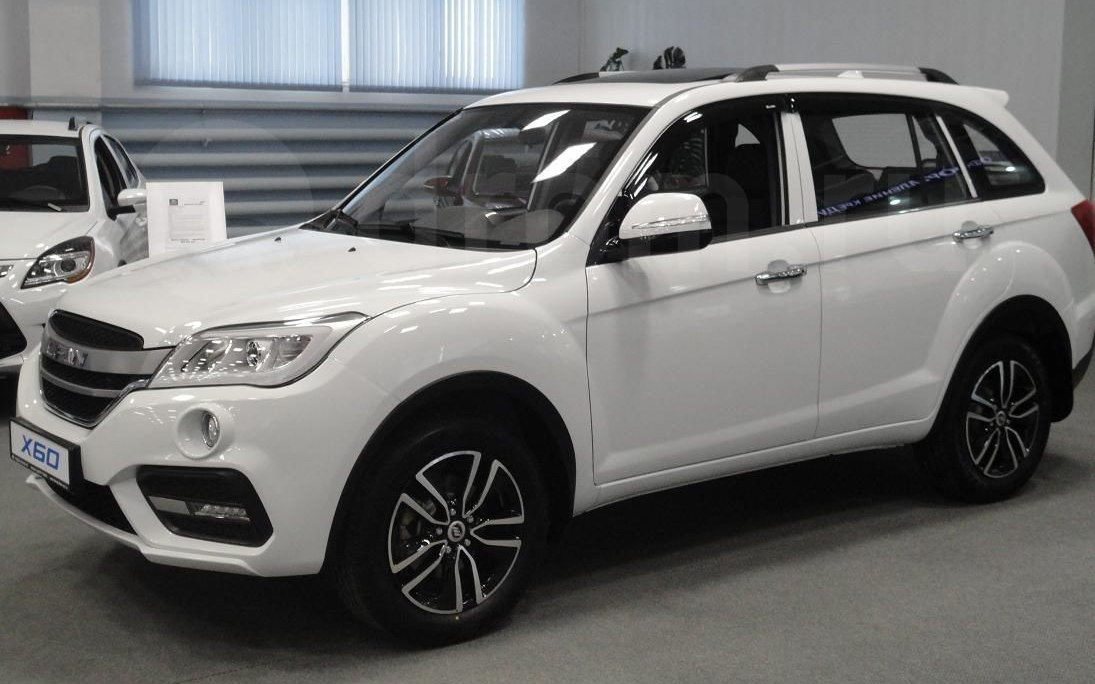 Lifan X60 I Restyling 2 2016 - now SUV 5 door #4