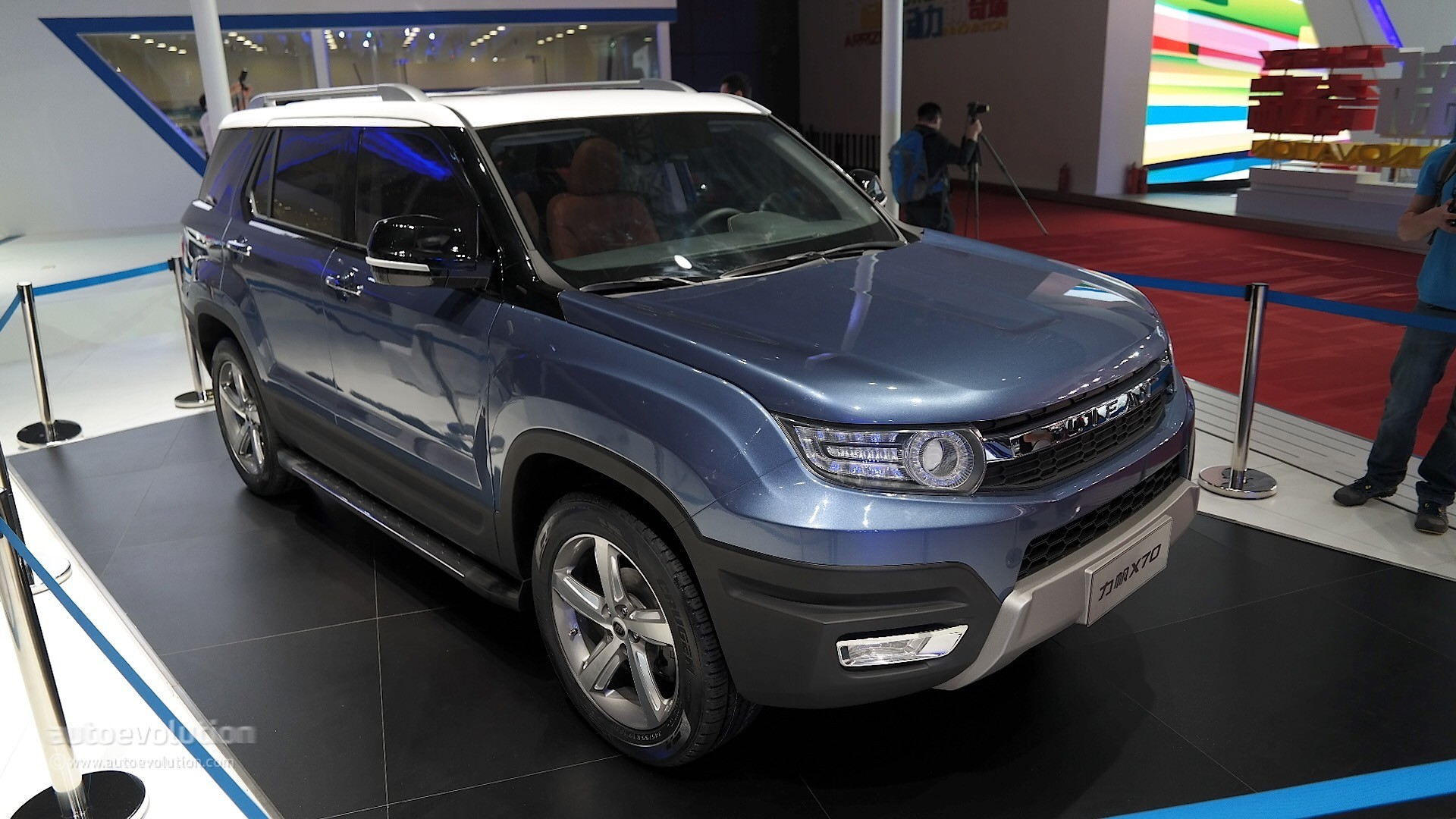 Lifan X60 I Restyling 2 2016 - now SUV 5 door #1