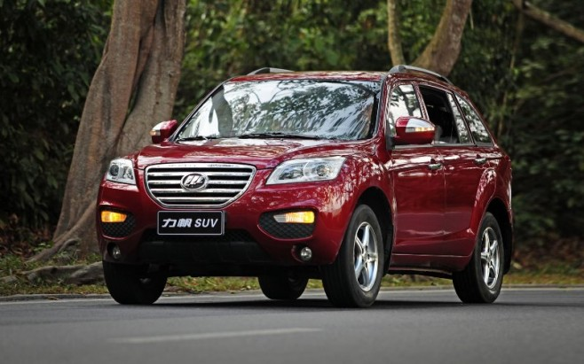 Lifan X60 I Restyling 2 2016 - now SUV 5 door #7
