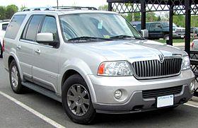 Lincoln Navigator I 1997 - 2003 SUV 5 door #7