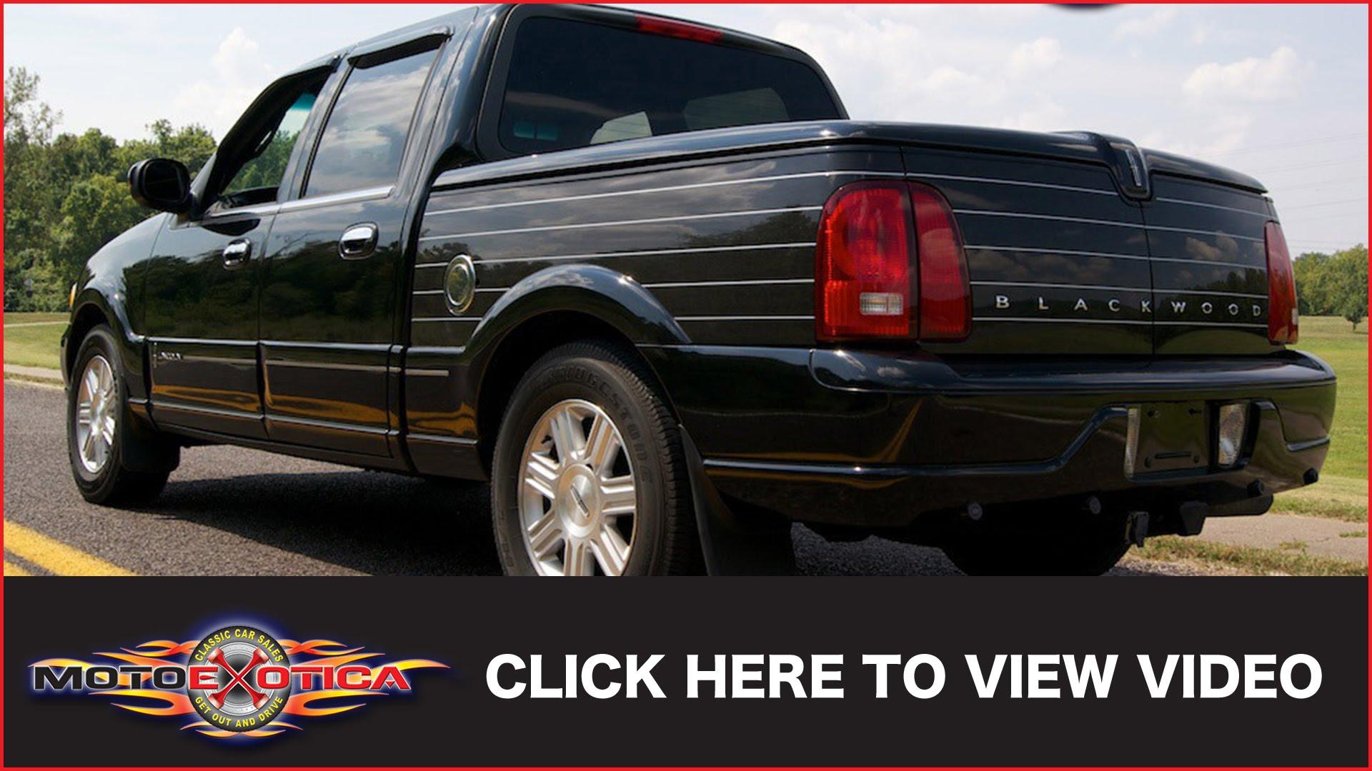 Lincoln Blackwood 2001 - 2002 Pickup #2