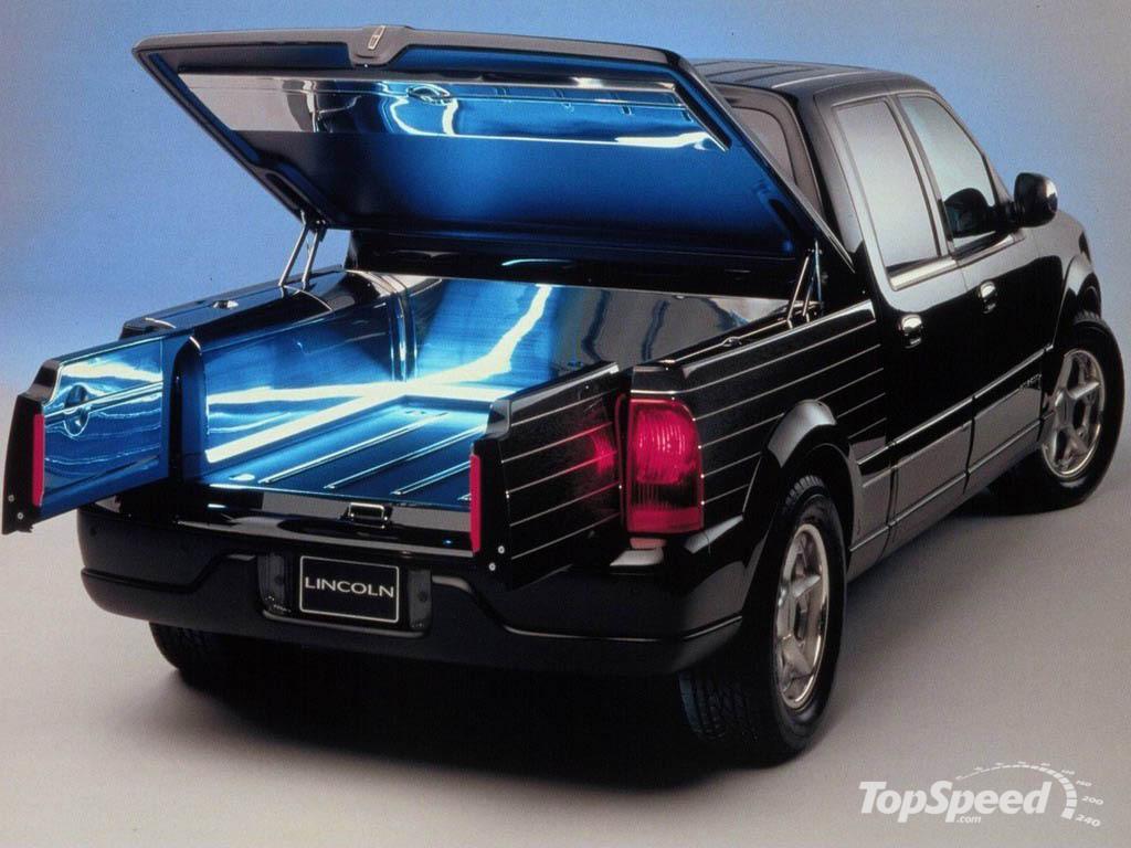 Lincoln Blackwood 2001 - 2002 Pickup #4