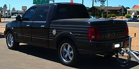 Lincoln Blackwood 2001 - 2002 Pickup #8