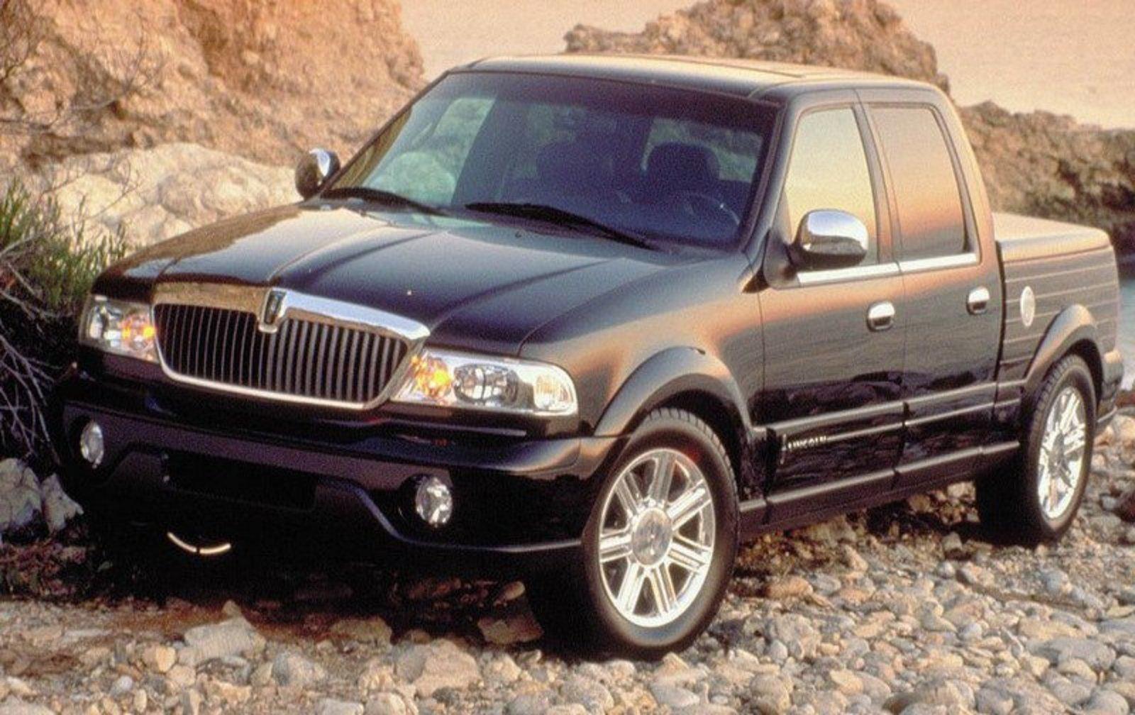 Lincoln Blackwood 2001 - 2002 Pickup #6