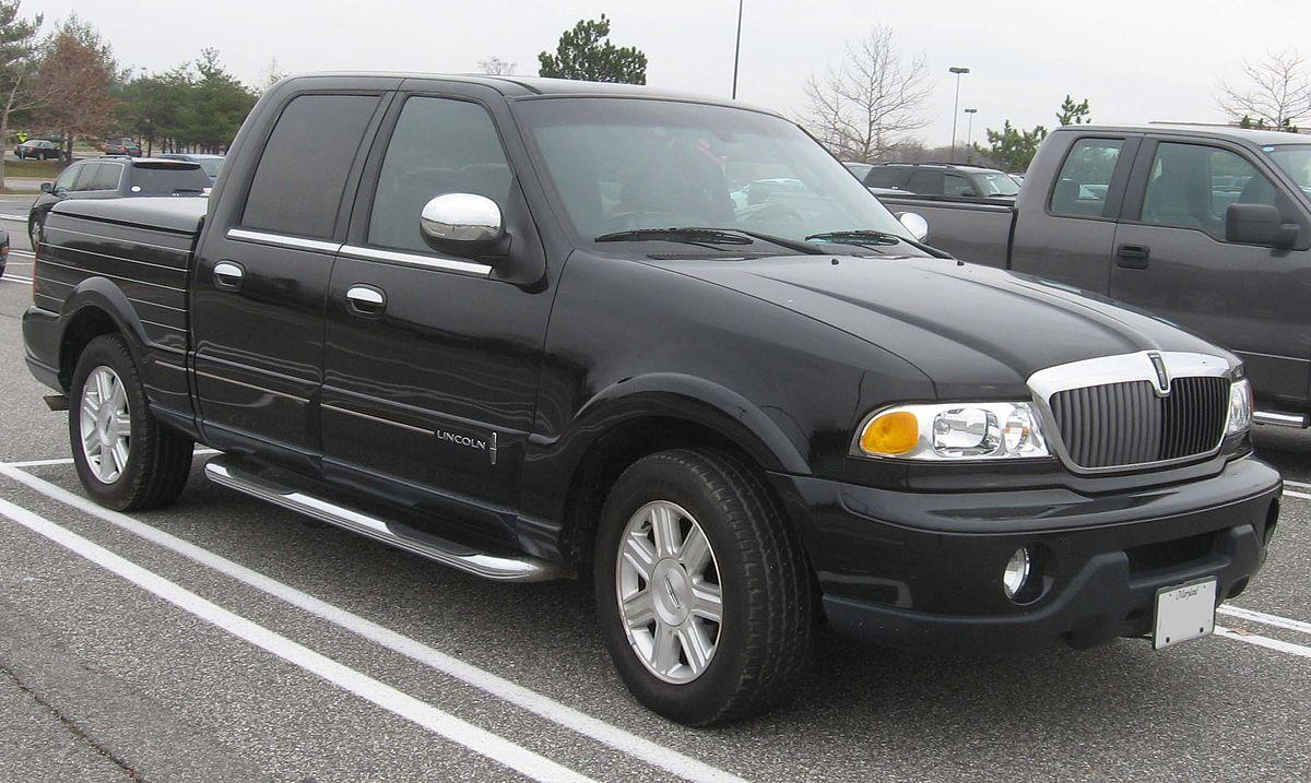Lincoln Blackwood 2001 - 2002 Pickup #7
