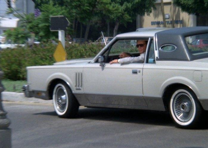 Lincoln Continental VI 1980 - 1980 Coupe #5