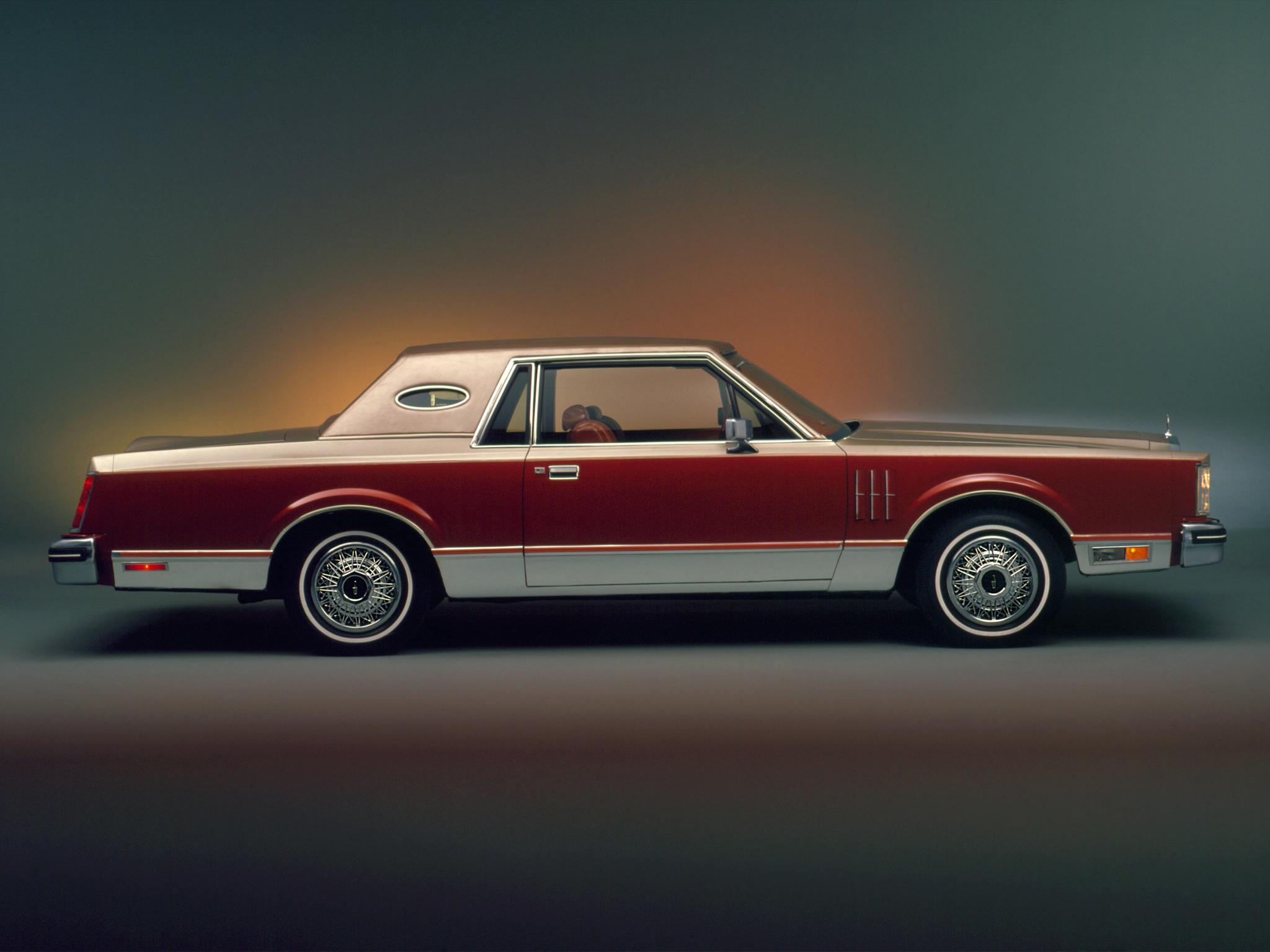 Lincoln Continental VI 1980 - 1980 Coupe #3