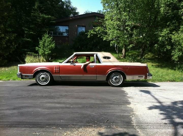 Lincoln Continental VI 1980 - 1980 Coupe #1