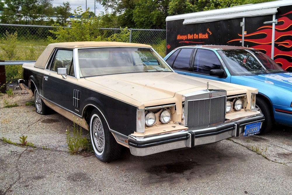 Lincoln Continental VI 1980 - 1980 Coupe #4