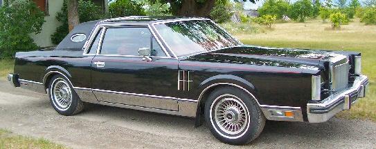 Lincoln Continental VI 1980 - 1980 Coupe #2