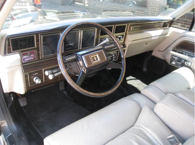 Lincoln Continental VI 1980 - 1980 Coupe #8