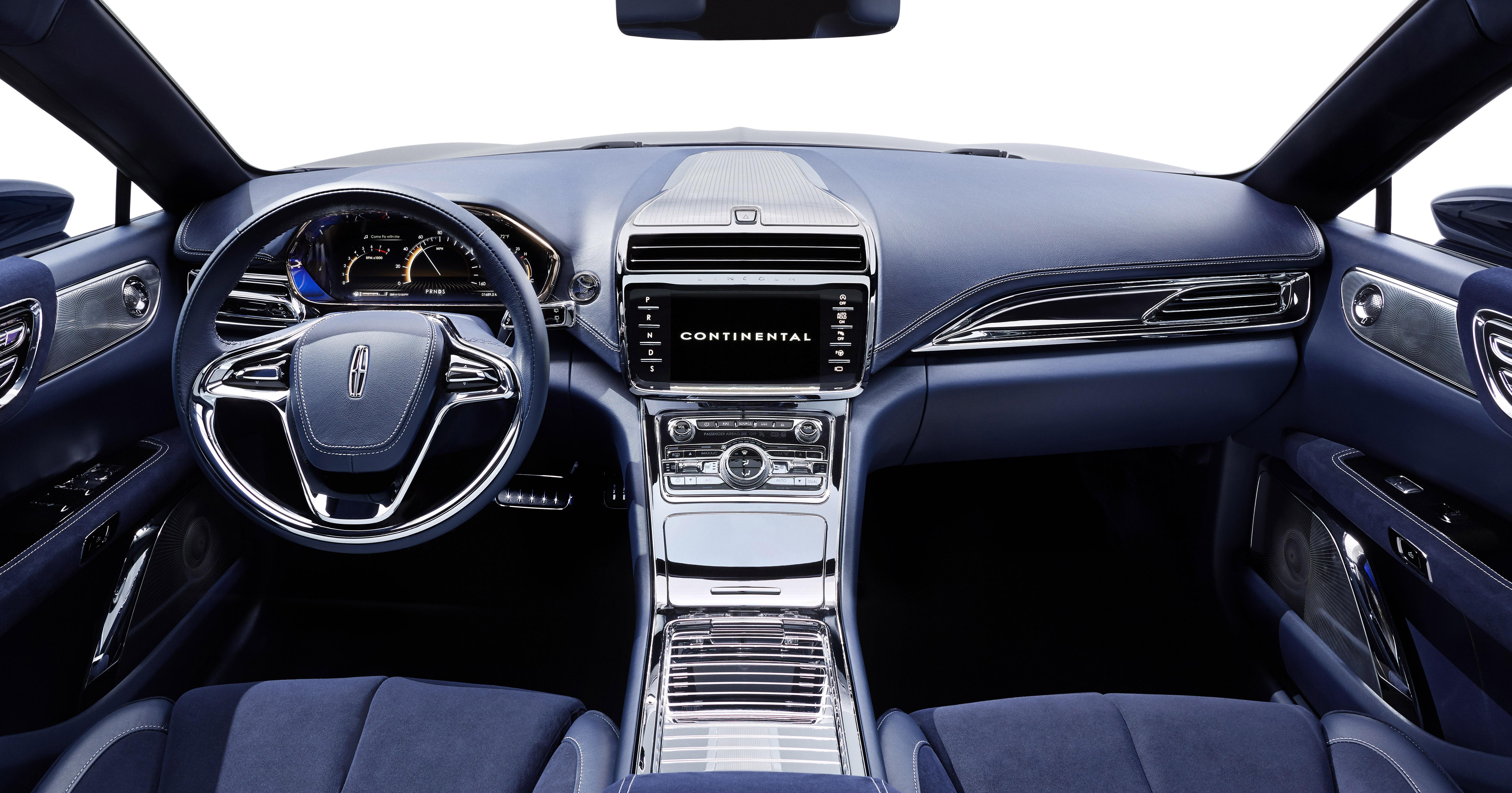 Lincoln Continental X 2016 - now Sedan #1