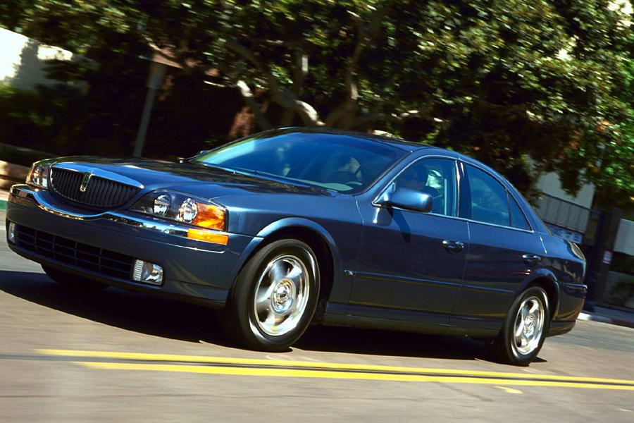 Lincoln LS I 1999 - 2002 Sedan #2