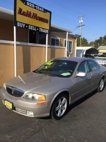 Lincoln LS I 1999 - 2002 Sedan #1