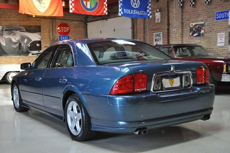 Lincoln LS I 1999 - 2002 Sedan #5