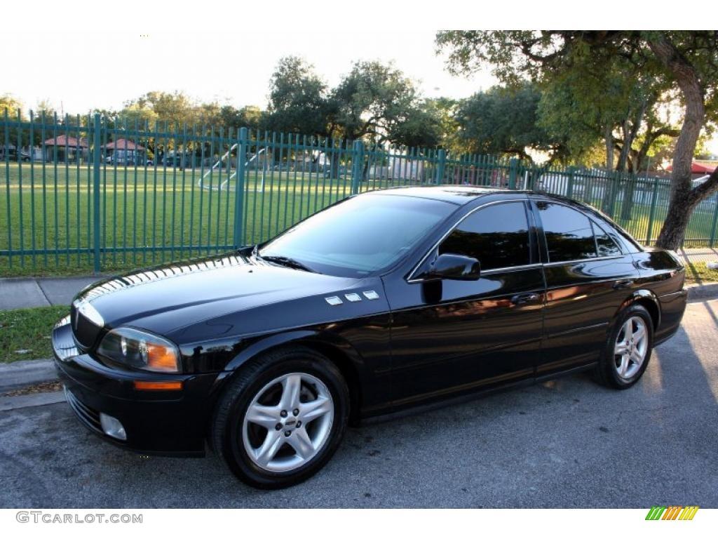 Lincoln LS I 1999 - 2002 Sedan #4