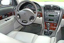Lincoln LS I 1999 - 2002 Sedan #8
