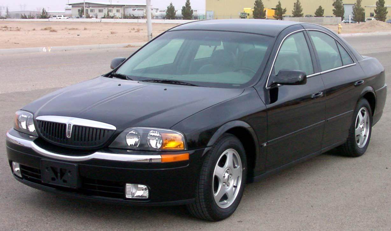 Lincoln LS I 1999 - 2002 Sedan #6