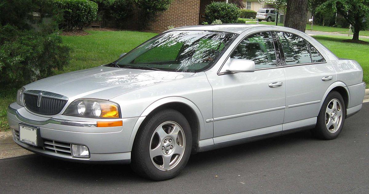 Lincoln LS I 1999 - 2002 Sedan #7