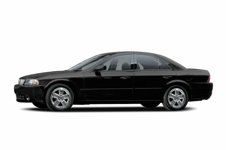 Lincoln LS I Restyling 2003 - 2006 Sedan #1