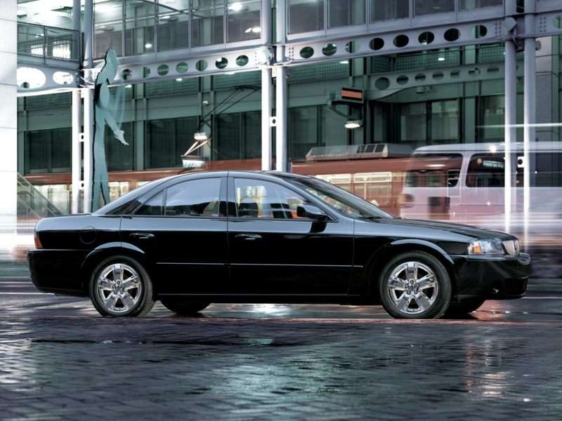 Lincoln LS I Restyling 2003 - 2006 Sedan #3