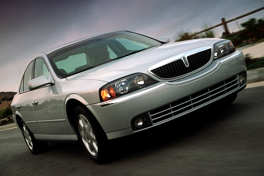 Lincoln LS I Restyling 2003 - 2006 Sedan #2