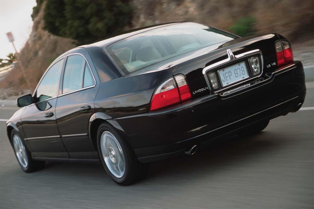 Lincoln LS I Restyling 2003 - 2006 Sedan #6