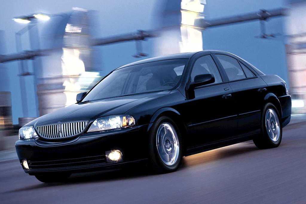 Lincoln LS I Restyling 2003 - 2006 Sedan #4