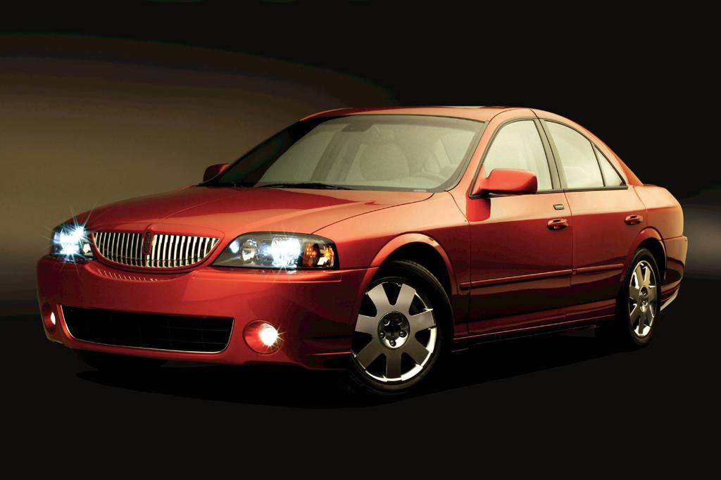 Lincoln LS I Restyling 2003 - 2006 Sedan #5