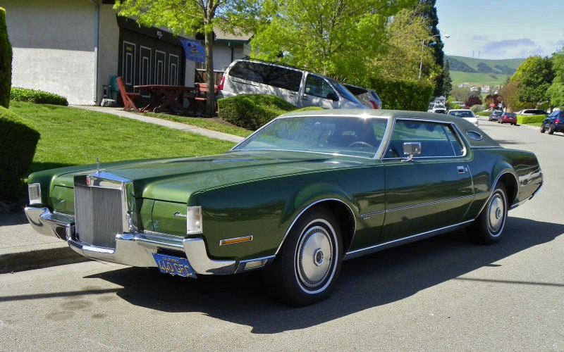 Lincoln Mark IV 1972 - 1976 Coupe #8