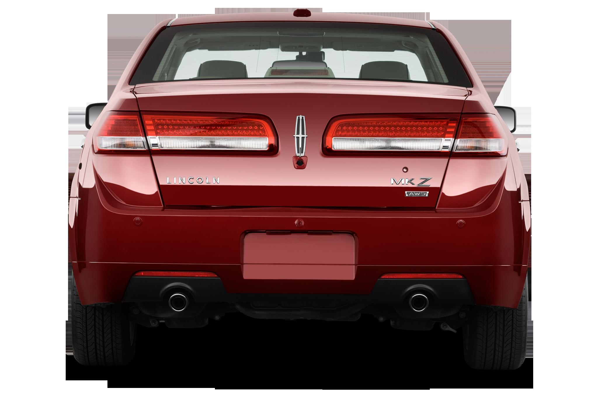 Lincoln MKZ I (Zephyr) Restyling 2009 - 2012 Sedan #3