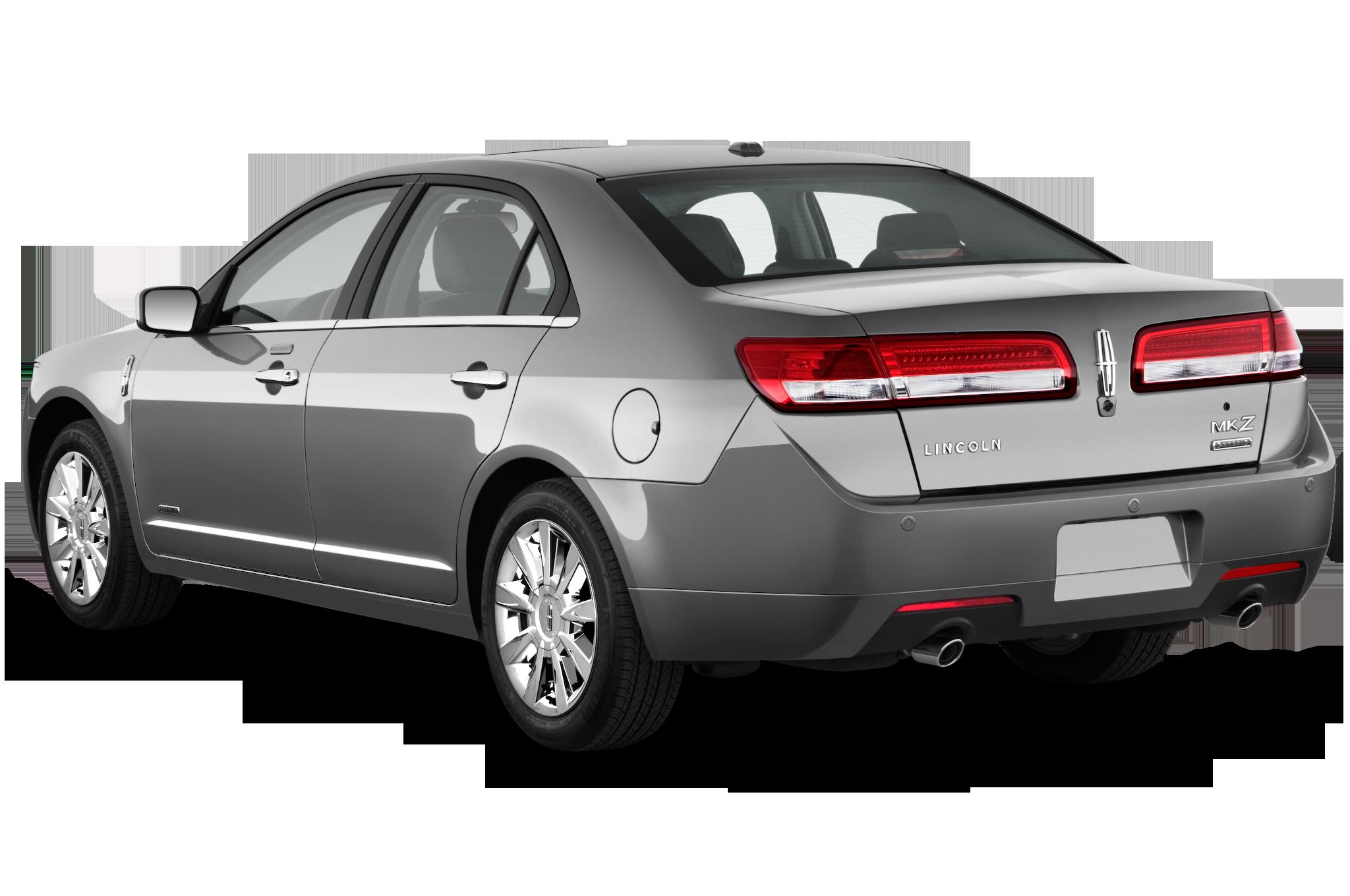 Lincoln MKZ I (Zephyr) Restyling 2009 - 2012 Sedan #6