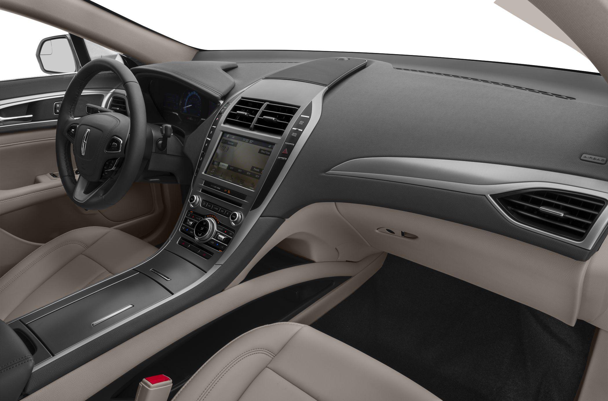 Lincoln MKZ II Restyling 2016 - now Sedan #7