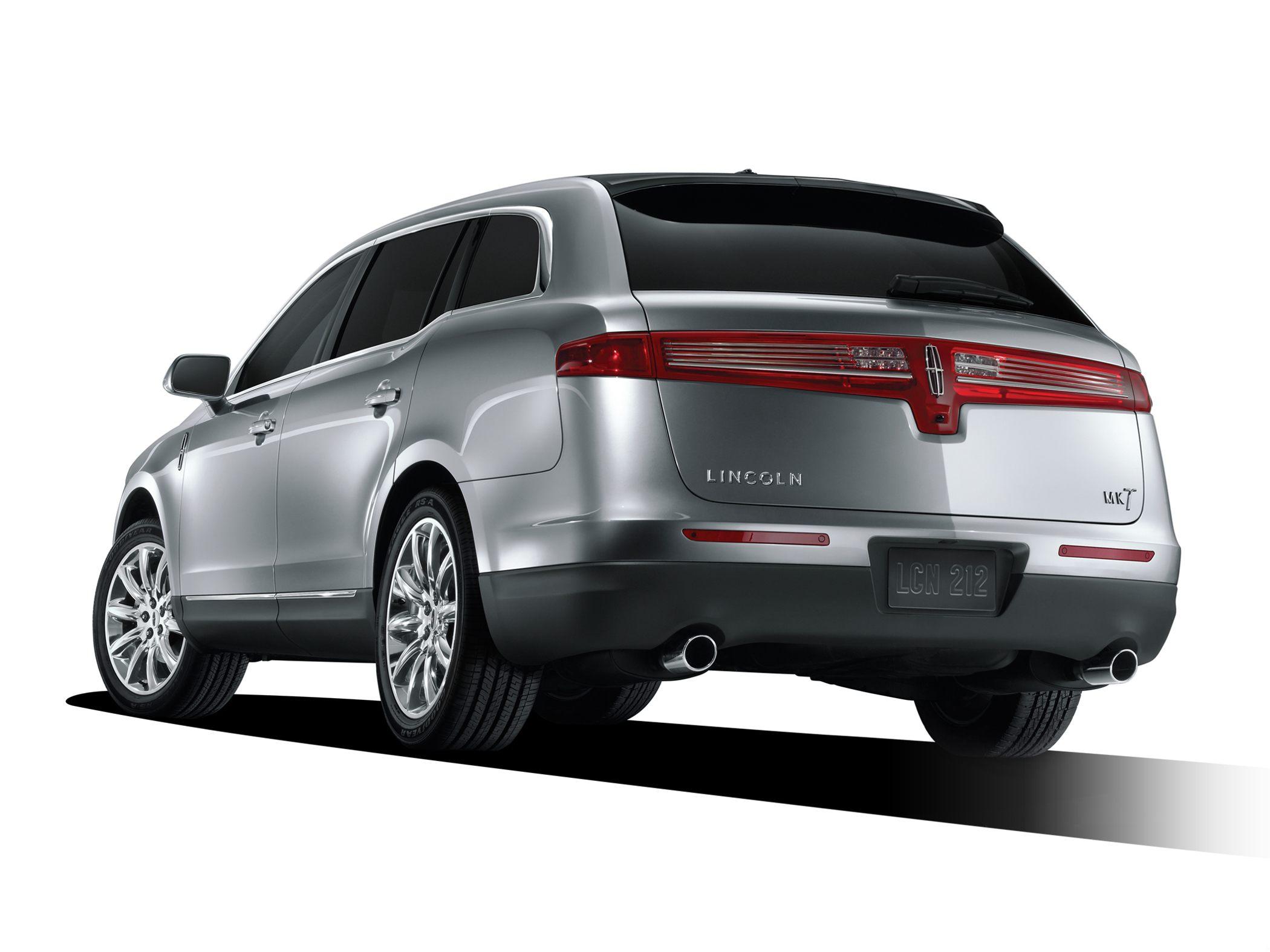 Lincoln MKT I 2009 - 2012 SUV 5 door #6
