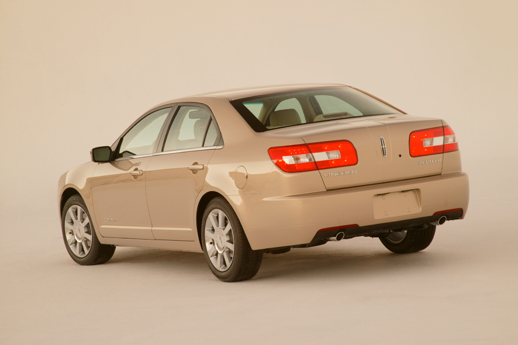 Lincoln MKZ I (Zephyr) 2006 - 2009 Sedan #3