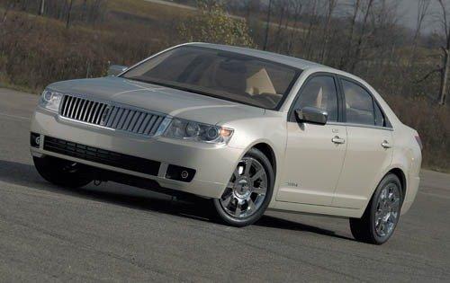 Lincoln MKZ I (Zephyr) 2006 - 2009 Sedan #5
