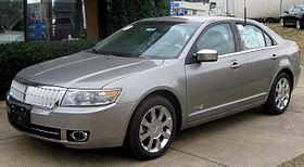 Lincoln MKZ I (Zephyr) Restyling 2009 - 2012 Sedan #1