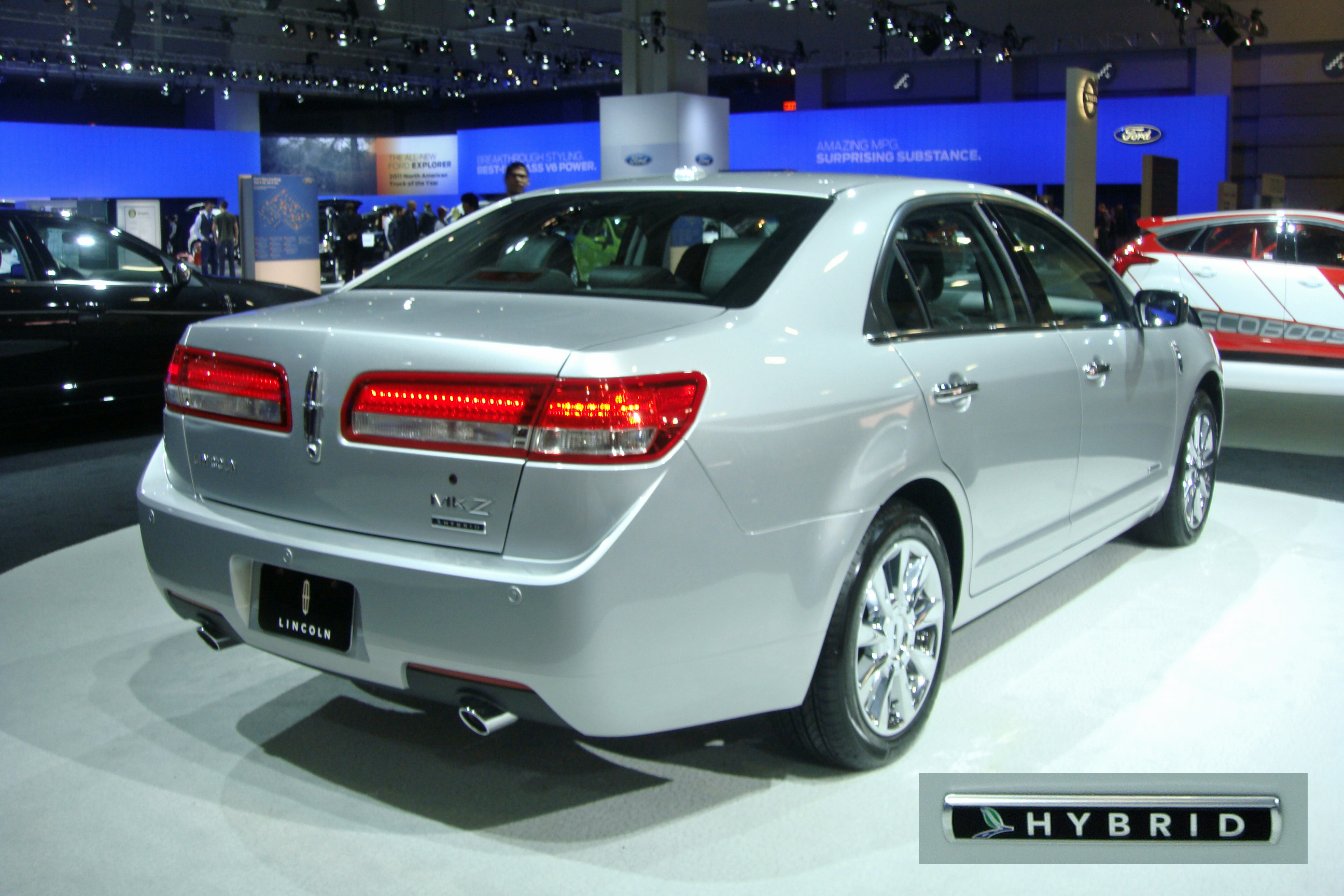 Lincoln MKZ I (Zephyr) Restyling 2009 - 2012 Sedan #5