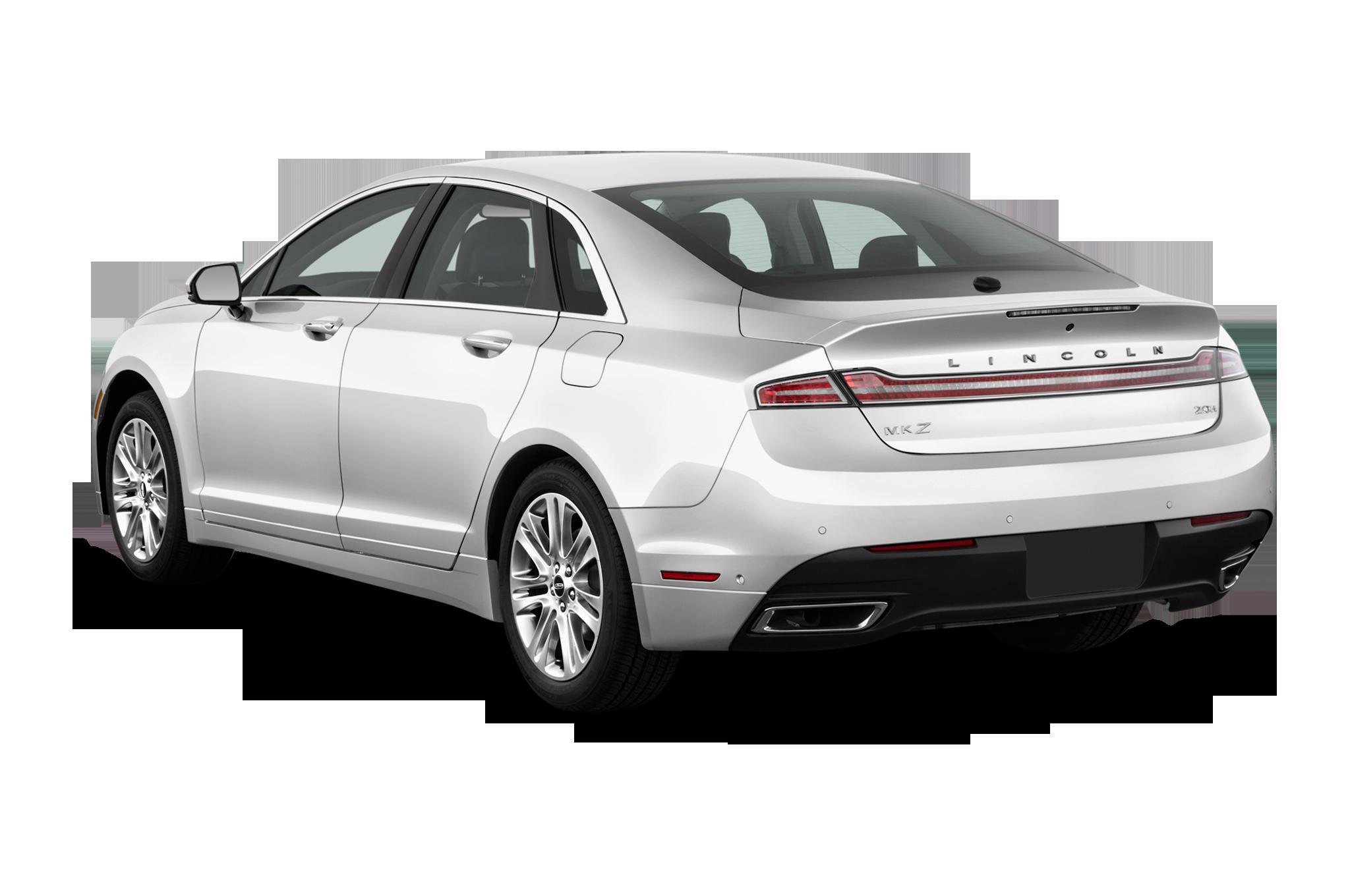 Lincoln MKZ II 2012 - 2016 Sedan #3