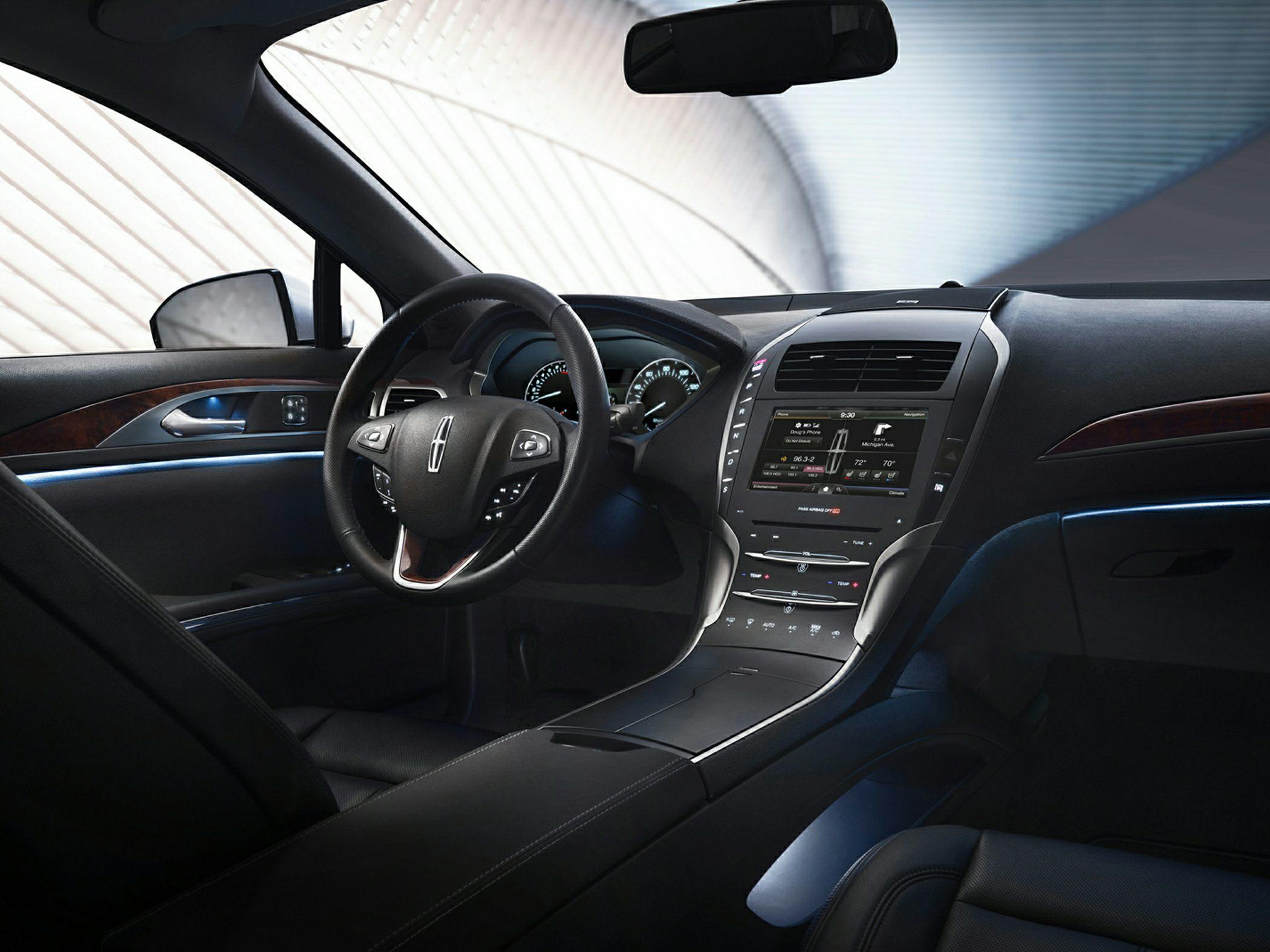Lincoln MKZ II 2012 - 2016 Sedan #4