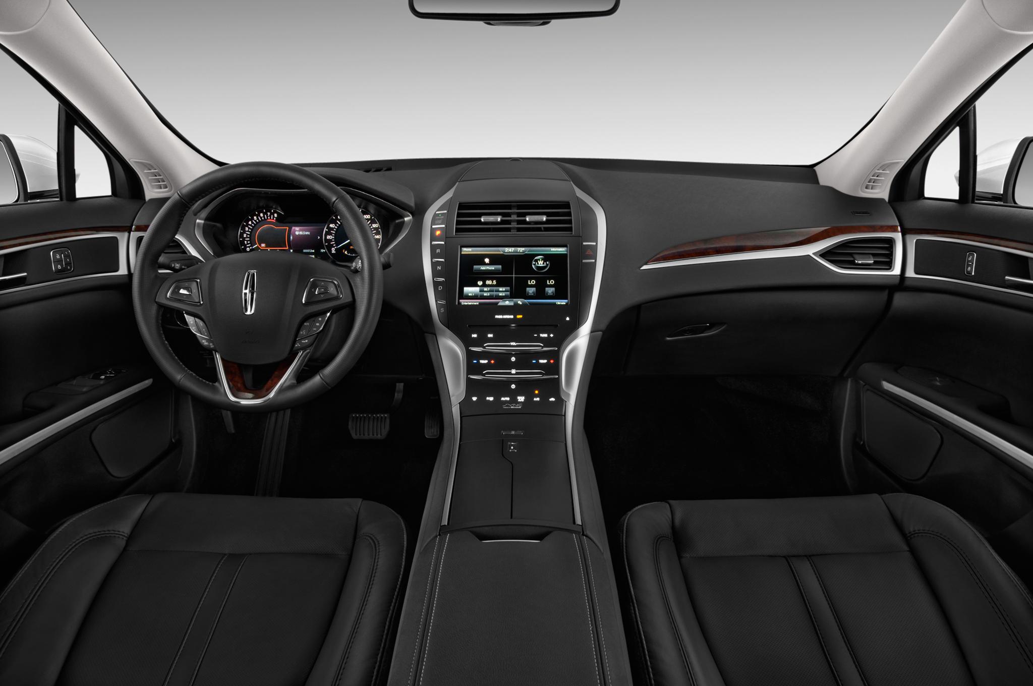 Lincoln MKZ II 2012 - 2016 Sedan #2