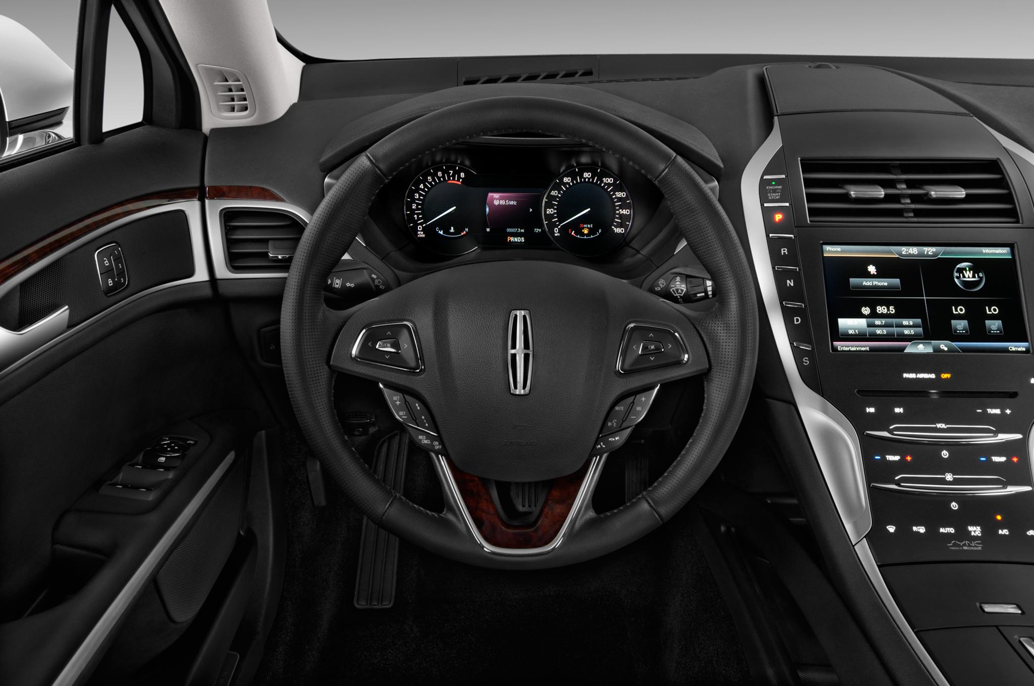 Lincoln MKZ II 2012 - 2016 Sedan #1