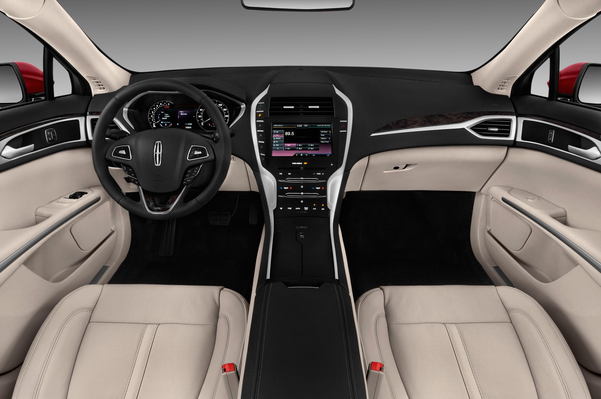 Lincoln MKZ II Restyling 2016 - now Sedan #1