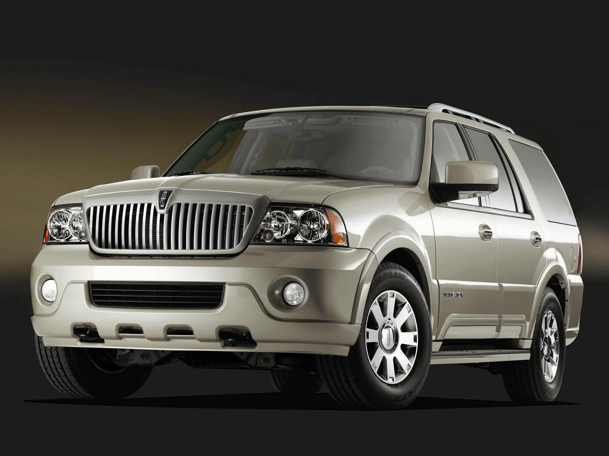 Lincoln Navigator I 1997 - 2003 SUV 5 door #1
