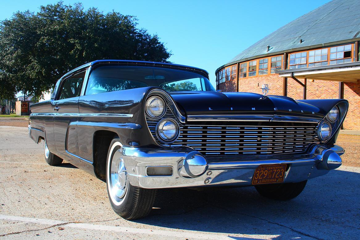 Lincoln Premiere 1955 - 1960 Coupe-Hardtop #8