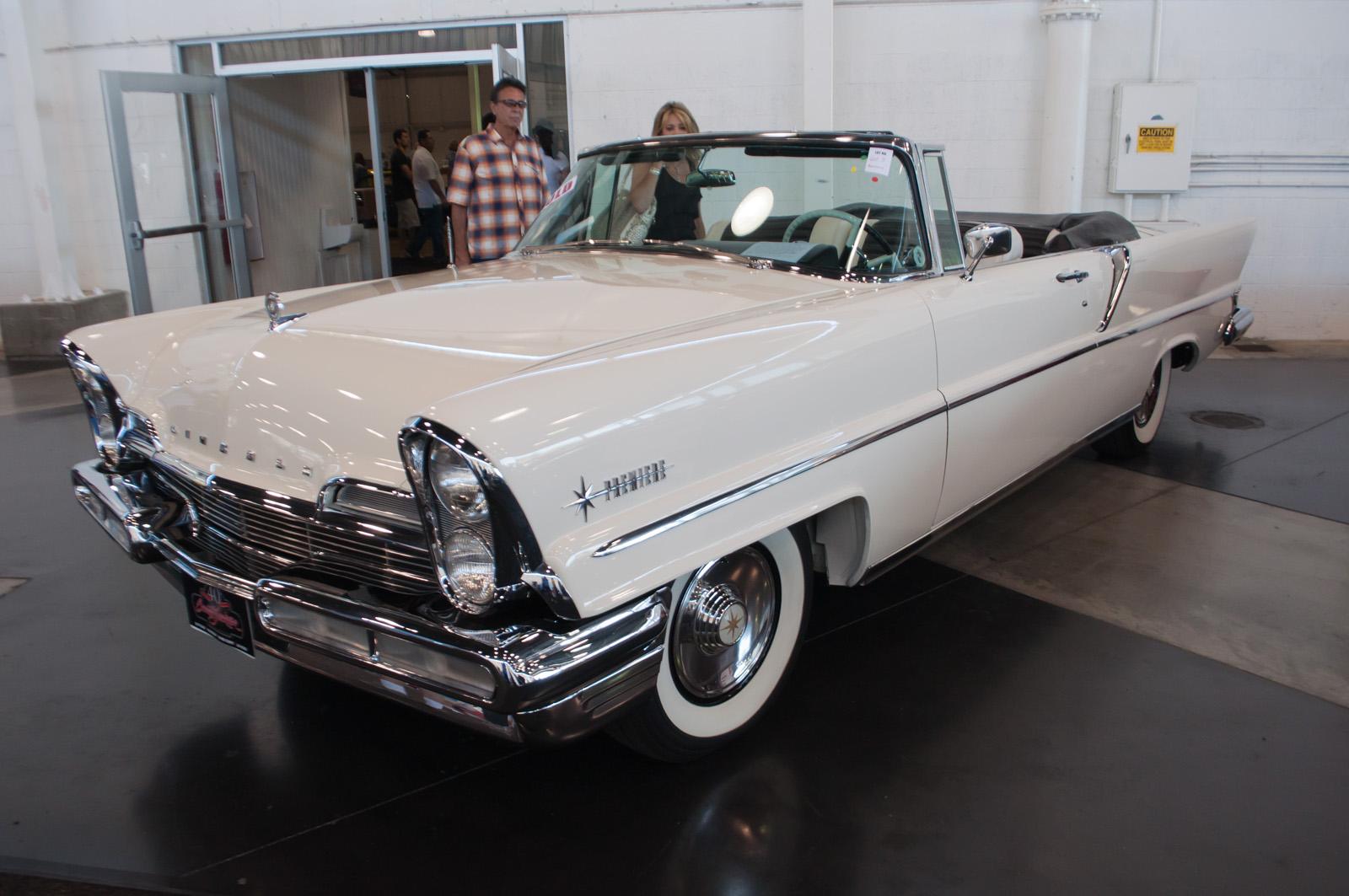 Lincoln Premiere 1955 - 1960 Coupe-Hardtop #6