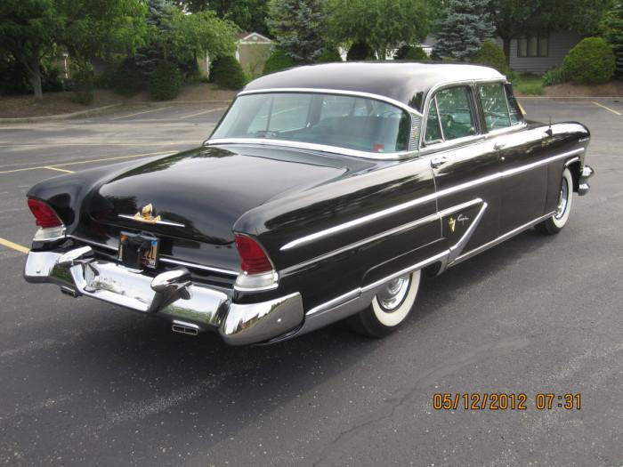 Lincoln Premiere 1955 - 1960 Sedan #2