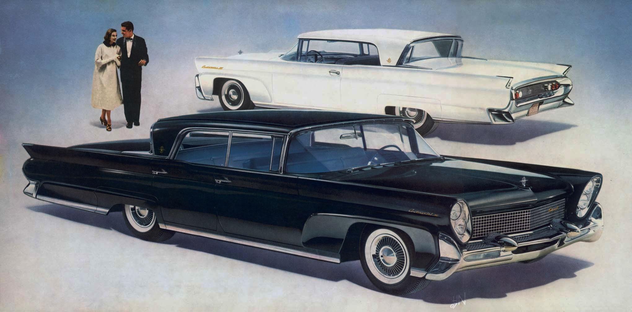 Lincoln Premiere 1955 - 1960 Sedan #3
