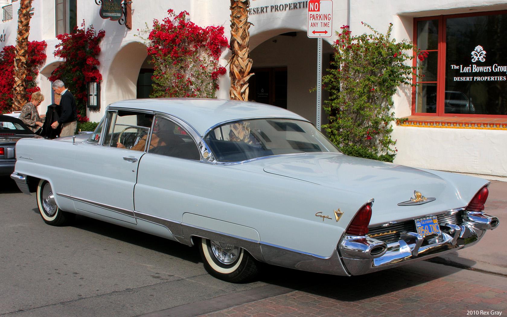 Lincoln Premiere 1955 - 1960 Sedan #6